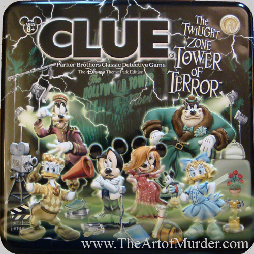 The Twilight Zone Tower Of Terror Disney Theme Park